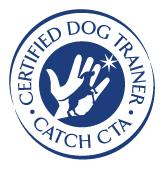 Catch Certified Dog Trainer Logo